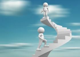 成功までの道のりの図